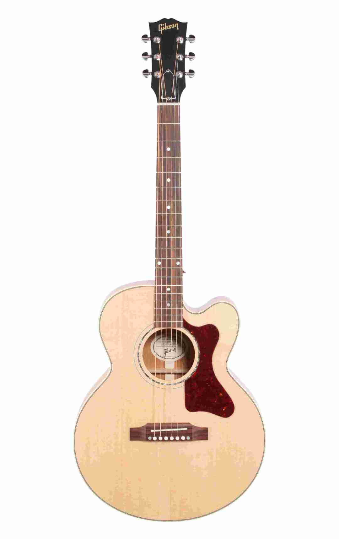 Gibson Parlor Mahogany Modern A/E Antique Nat W/C