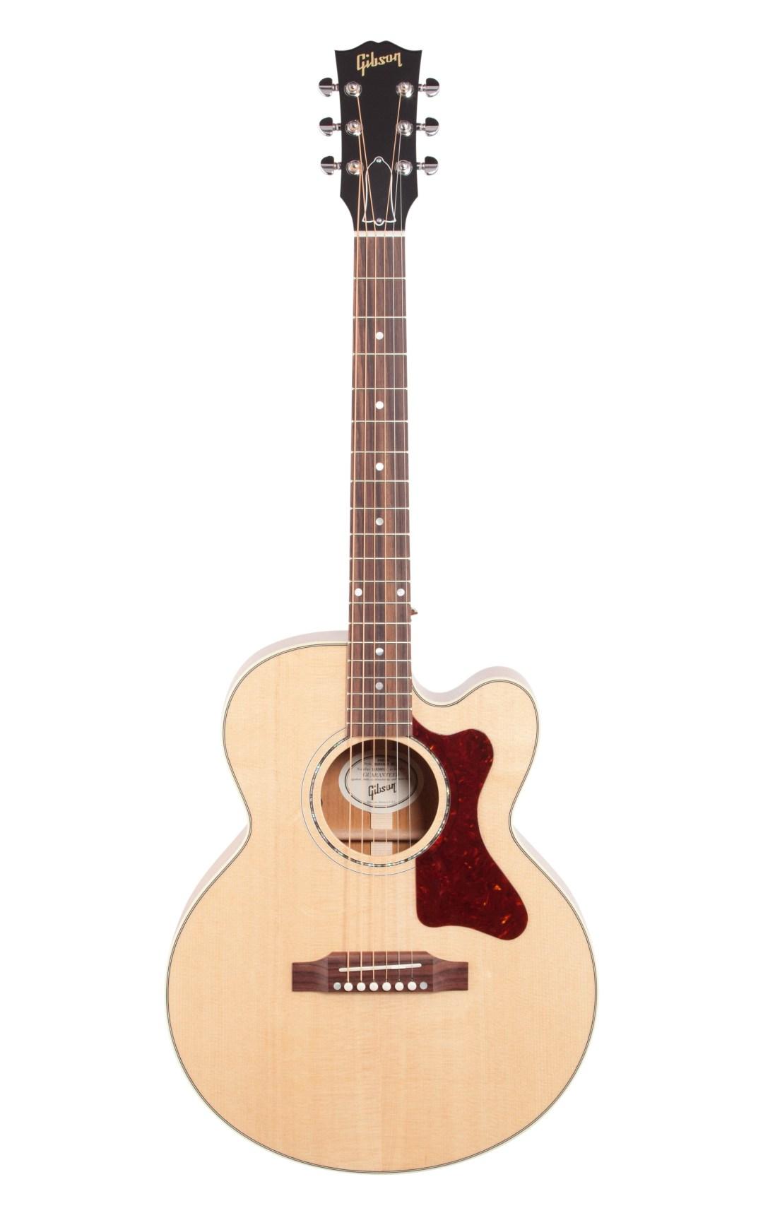 Gibson Parlor Mahogany Modern A/E Antique Nat W/C
