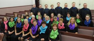 Christmas music at the Logan Tabernacle
