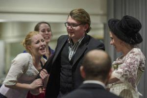 Chekhov Play Comes to Logan