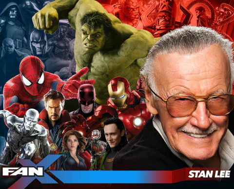 """""""Excelsior!"""" Comicbook Legend Stan Lee to Make Third and Final Salt Lake Comic Con Appearance at FanX™ 2017"""