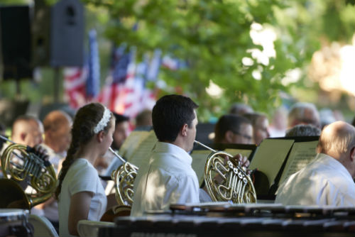 Alumni Band June 25: U.S. Air Force Singing Sergeants Reunion Ensemble