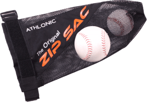 The Original ZIP SAC for baseball training, pitching and throwing.