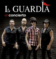 Grupo de rock La Guardia