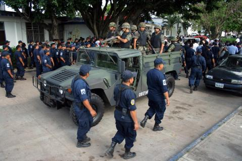 Un grupo armado viola a seis turistas españolas en Acapulco
