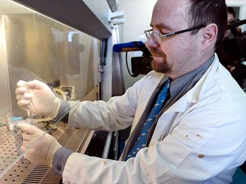 Experimentan en seres humanos una vacuna contra el sida