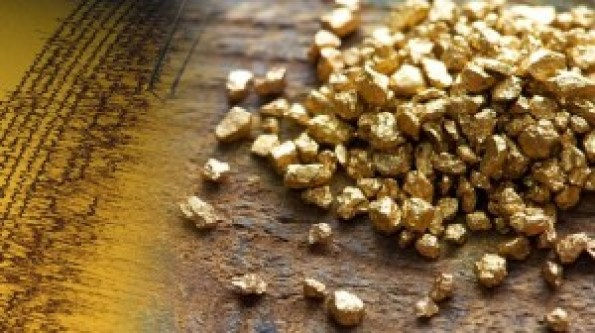 Los terremotos convierten el agua en oro
