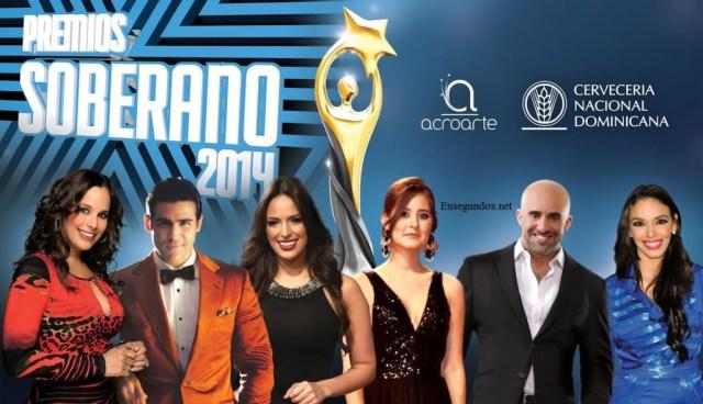Premios Soberano da a conocer a los presentadores de su Alfombra Roja