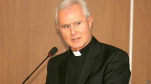 Scarano fue contador en jefe del banco del Vaticano.