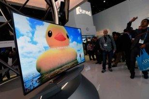 La televisión se renueva en el CES 2014