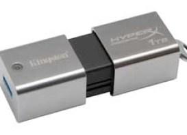 Kingston lanza pendrive de 1 terabyte de capacidad