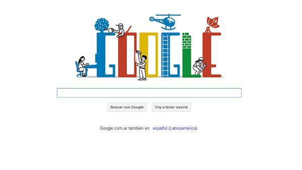 El homenaje de Google para todos los trabajadores