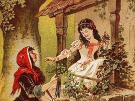 Maria Sophia Margaretha Catharina von Erthal vivía con siete enanitos, tenía una madrastra y hasta un espejo
