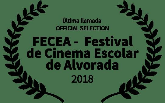 Selección oficial en el Festival de Cinema Escolar de Alvorada-RS (Brasil)