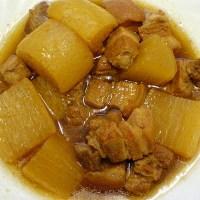 Cách làm Thịt kho củ cải