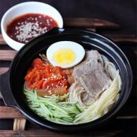 Cách làm món Mỳ lạnh Hàn Quốc