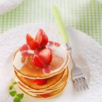 Cách làm bánh Pancake xốp mềm