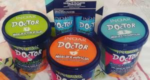 Resenha Máscara Hidratação Inoar Doctor