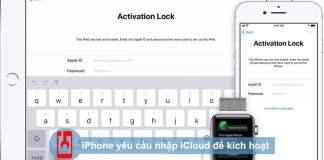 Iphone Bi Khoa Icloud