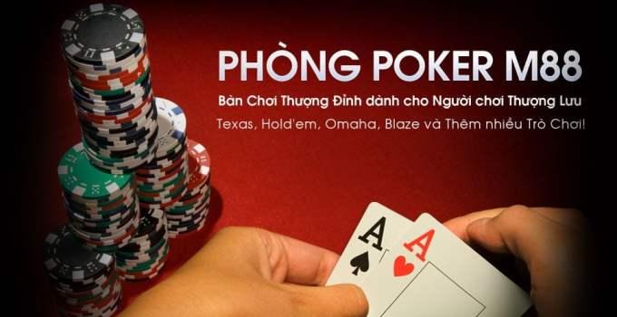 poker 2016 m88