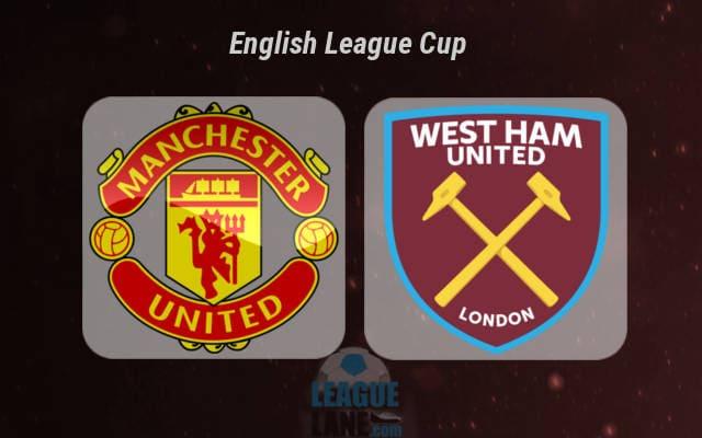 Manchester United vs West Ham