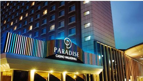 Doanh số của casino Paradise đạt $49.5 triệu trong tháng 3