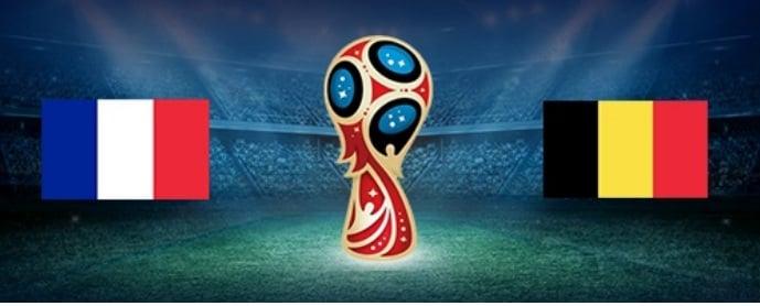 Nhận định kèo World Cup Pháp vs Bỉ, 01:00 ngày 11/07