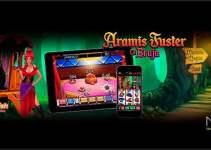 MGA Games giới thiệu Aramis Fuster