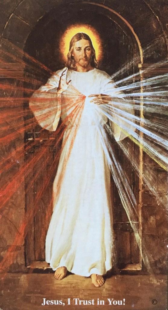 image of Divine Mercy