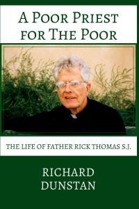 cover of the biography of Fr Rick Thomas