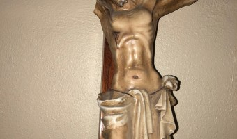 The Thrown-Away Crucifix