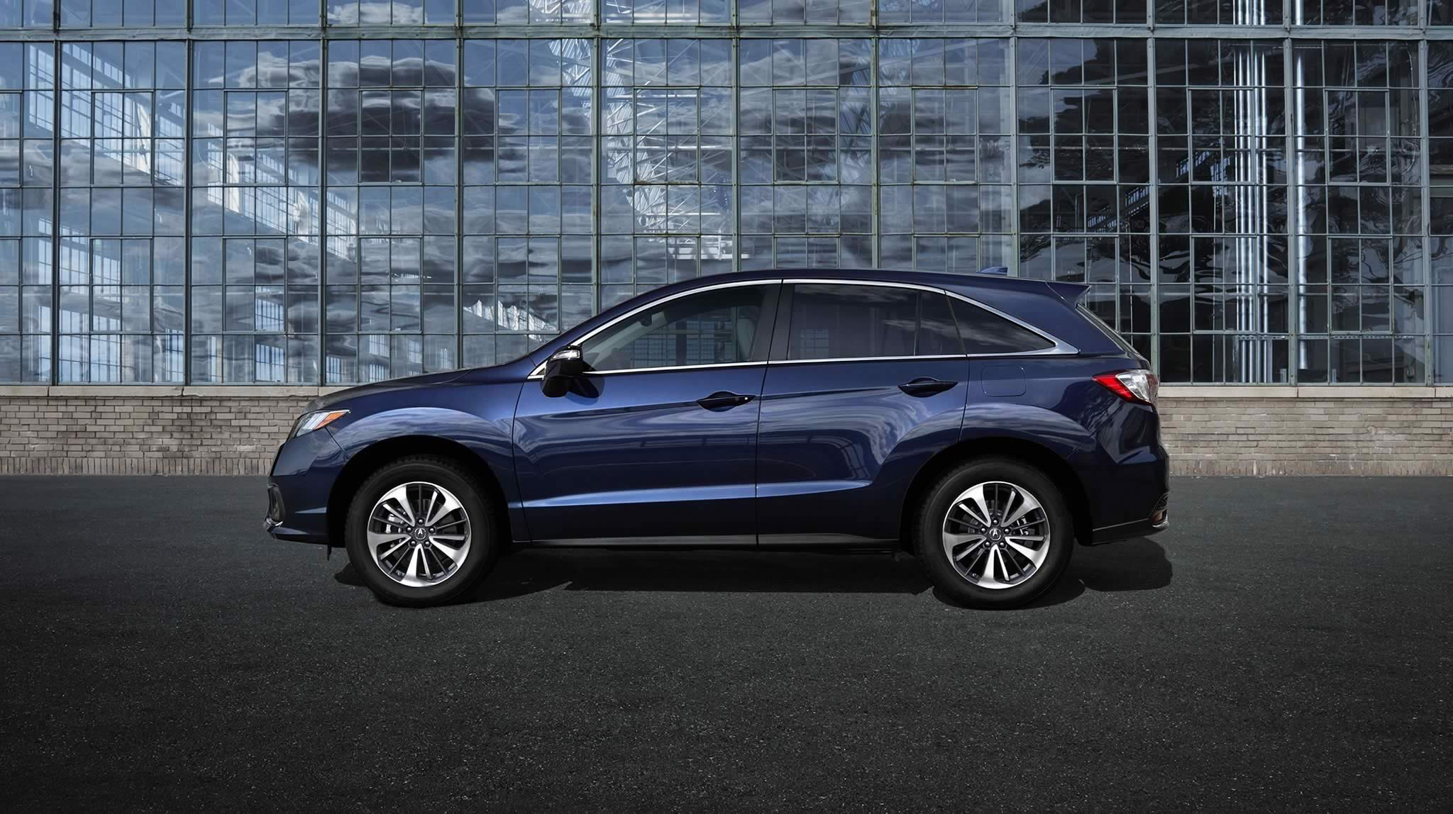 2019 Acura RDX Blue Color ADV HD Wallpaper Latest Cars