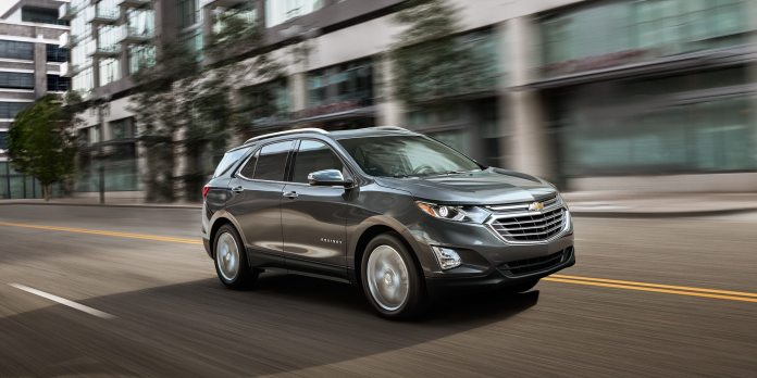2018 Chevrolet Equinox on highway suv 4k wallpaper - upcoming cars in  Canada 2018-19 - Latest Cars