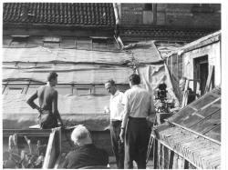 Fernsehaufzeichnung 1962 vor dem Verbinder