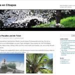 Magdalene blogt aus Mexico