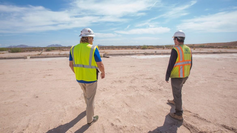 Cactus Mine Arizona