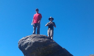 Huy & Mike Posing