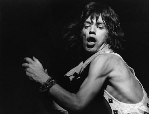 Bob+Gruen+Mick+Jagger,+NYC,+1972