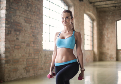 Legginsy na fitness - im ładniejsze i lepszej jakości tym lepiej