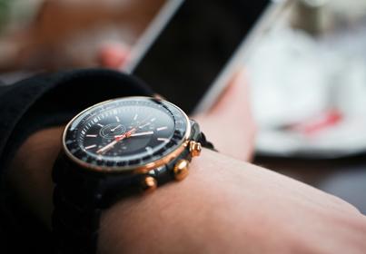 Męskie zegarki są jednym z ważniejszych elementów garderoby dżentelmena