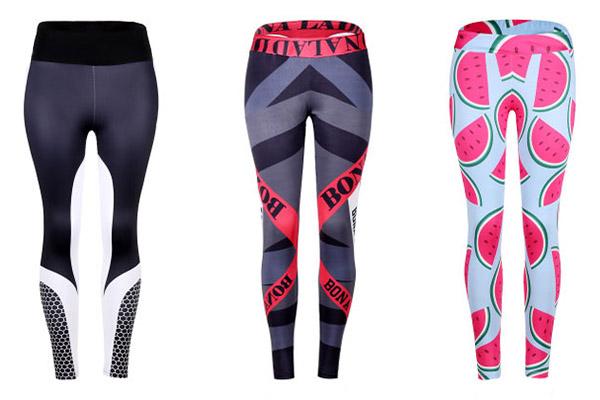 Modne legginsy - teraz nie tylko na siłownię!