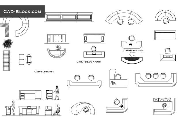 Classroom Furniture Cad Blocks ~ Curved sofa cad blocks stkittsvilla