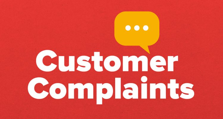 customer complaints image