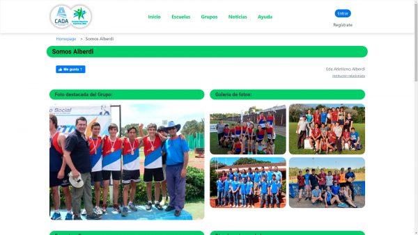 El primer Registro Nacional de Escuelas de Atletismo ¡ya está en marcha! 5