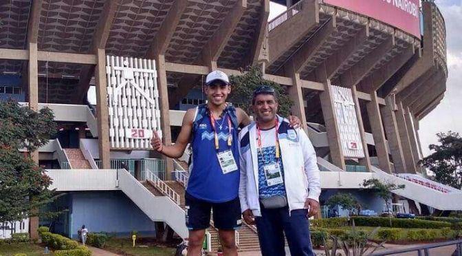 Osorio sexto y Moretta, octavo con récord en el Mundial u18