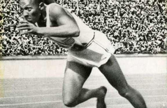 """El libro """"Jesse Owens y la conexión argentina"""""""
