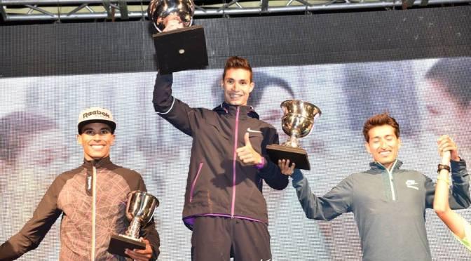 Federico Bruno ganador de la San Benito y Santiago 2015