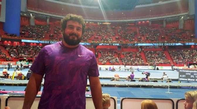 Germán Lauro, rumbo a los Juegos Olímpicos