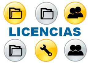 Inscripciones y licencia