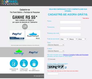 the panel station cada centavo conta
